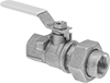 Easy-to-Install Threaded On/Off Valves