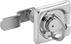 Recessed Ring-Handle Cam Latches