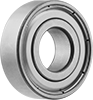 Electrically Insulated Ball Bearings