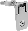 Lift-and-Turn Tight-Hold Paddle-Handle Keyed Alike Cam Locks