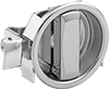 Recessed-Handle Cam Latches