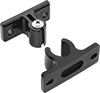 Adjustable-Grip Grab Latches
