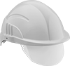 Hard Hats with Face Shield