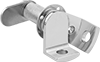 Padlockable Cam Latches