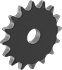 Flat Sprockets for ANSI Roller Chain