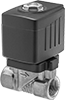 Solenoid Flow-Adjustment Valves