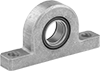 Dry-Running Mounted Sleeve Bearings