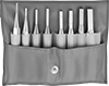 Nonmarring Pin-Removal Punch Sets