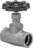 Socket-Connect Flow-Adjustment Valves