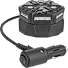 Compact Strobe Lights with Vehicle Plug
