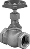 Threaded Flow-Adjustment Valves