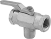 Compact Threaded Diverting Valves