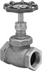 Low-Pressure Threaded Flow-Adjustment Valves