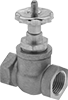 Threaded Flow-Adjustment Valves for Fuel
