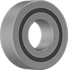 One-Way Locking Ball Bearing Clutches