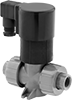 Solenoid On/Off Valves for Chemicals