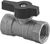 Compact Threaded On/Off Valves for Natural Gas, Propane, and Butane