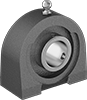Washdown Compact-Base Mounted Ball Bearings