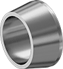 Front and Back Sleeves for Extreme-Pressure Yor-Lok Fittings for Stainless Steel Tubing