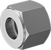 Nuts for Yor-Lok Fittings for Steel Tubing