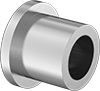High-Load Dry-Running Flanged Sleeve Bearings