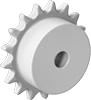 Lightweight Sprockets for ANSI Roller Chain
