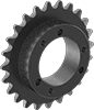 Quick-Disconnect (QD) Bushing-Bore Sprockets for ANSI Roller Chain