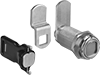 Weather-Resistant Key-Fob Cam Locks