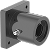 High-Speed Flange-Mounted Linear Sleeve Bearings