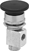 Fast-Acting Compact Threaded On/Off Valves