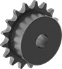 Machinable-Bore Sprockets for ANSI Roller Chain