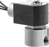 Compact Solenoid On/Off Valves