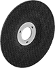 General Purpose Curved-Surface Flexible Grinding Wheels for Angle Grinders—Use on Metals