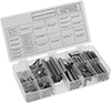 Slotted Spring Pin Assortments
