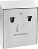 Wall-Mount Cigarette Waste Containers