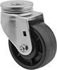 Add-a-Stem Casters with Polypropylene Wheels