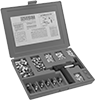Low-Profile Rivet Nut Assortments
