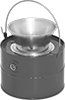 Safety Disposal Cans for Flammable Liquids with Built-In Funnel
